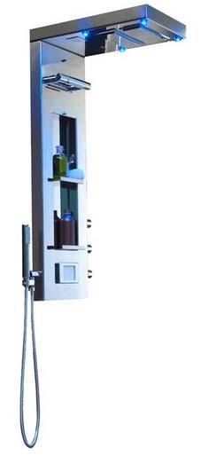 Colonna Doccia Teuco P546.Idee Per Installare In Bagno Una Colonna Doccia Attrezzata